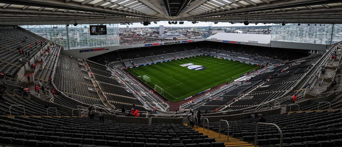 Newcastle United - Stadium
