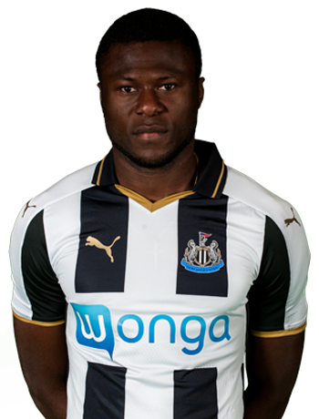 Newcastle United defender Chancel Mbemba
