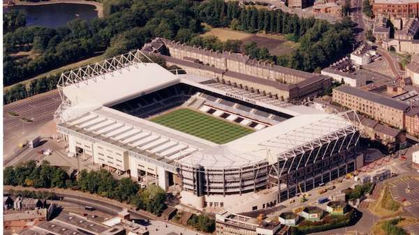 By The Time Of Euro 96 Club Had A First Class All Seater Stadium With Capacity 36610 Newcastle Would Not Miss Out On An International
