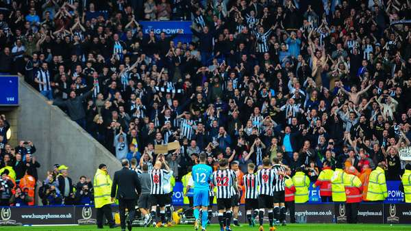 newcastle united magpies to ease burden following rescheduled fixture
