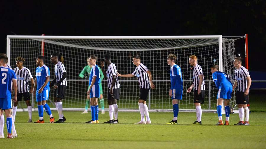 Young Magpies set for County cup clash